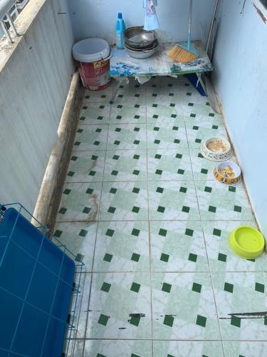 Căn hộ chung cư quận 1 Cho thuê căn hộ chung cư 189B Cống Quỳnh, diện tích 60m2, nội thất cơ bản, ban công hướng Tây Bắc.