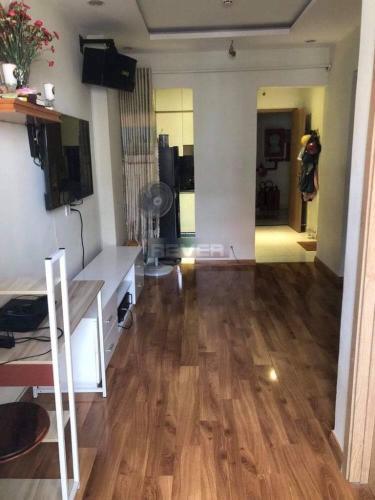 Căn hộ tầng 15 I-Home 1 đầy đủ nội thất, thiết kế hiện đại.