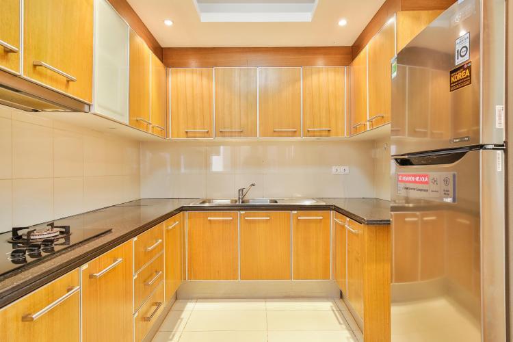 Phòng bếp Căn hộ tầng cao Sapphire