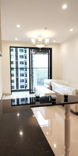 Phòng khách Vinhomes Grand Park Quận 9 Căn hộ Vinhomes Grand Park tầng cao, ban công view Đông Nam.