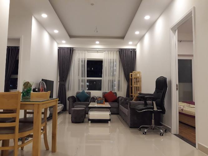 Căn hộ 9 View Apartment cửa hướng Tây Bắc, view nội khu.