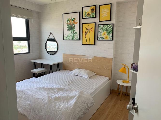 Phòng ngủ The Pegasuite 1, Quận 8 Căn hộ The Pegasuite 1 tầng trung, đầy đủ nội thất.