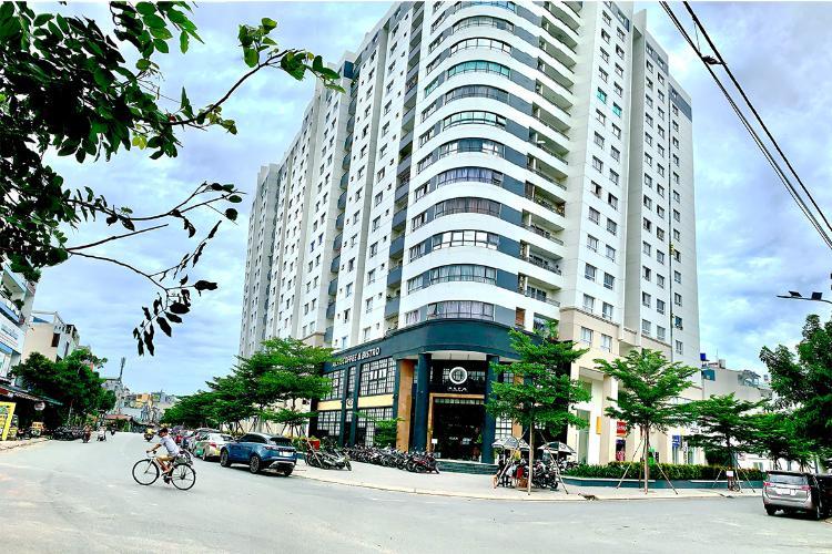 Căn hộ Dream Home Residence Căn hộ tầng 6 Dream Home Luxury hướng Đông, nội thất cơ bản.