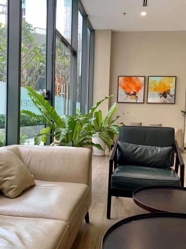 Bán căn hộ nội thất cơ bản, view thành phố Masteri An Phú