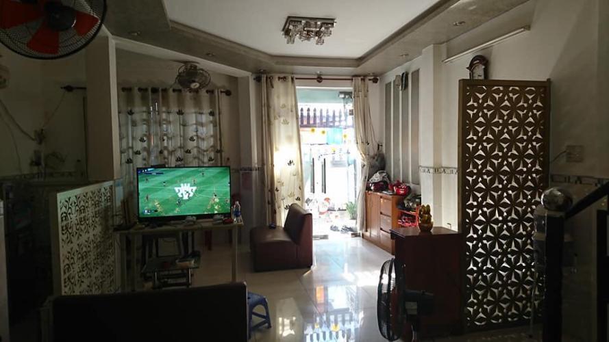 Nhà phố Huỳnh Tấn Phát Quận 7 Bán nhà phố 6m x8m nội thất cơ bản hẻm đường Huỳnh Tấn Phát