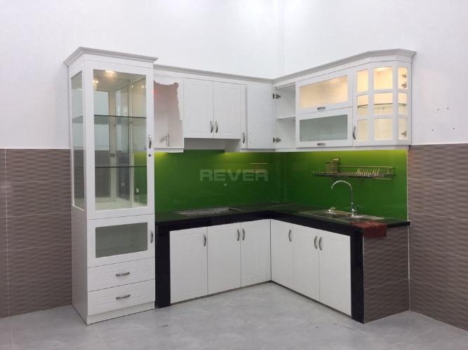Phòng bếp nhà phố Quận Bình Tân Nhà mặt tiền Bùi Tư Toàn Q.Bình Tân hướng Tây diện tích sử dụng 120m2.