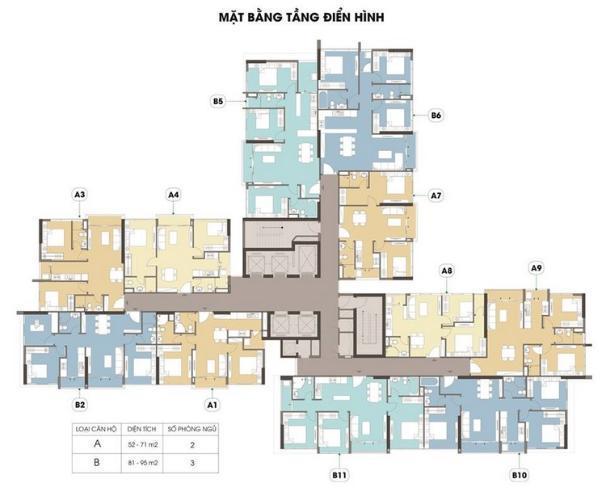 Căn hộ Eco Green Saigon đầy đủ nội thất, view Bitexco Quận 1.