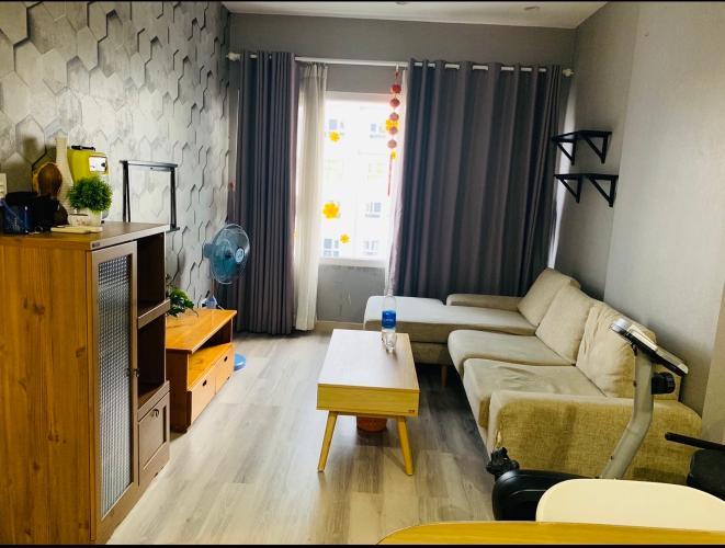 Căn hộ Saigonres Plaza hướng Bắc, nội thất cơ bản.