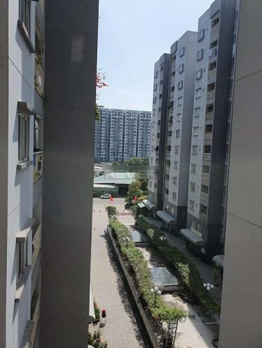 Tani Building Sơn Kỳ 1 Căn hộ Tani Building Sơn kỳ 1 kèm nội thất cơ bản, view nội khu.