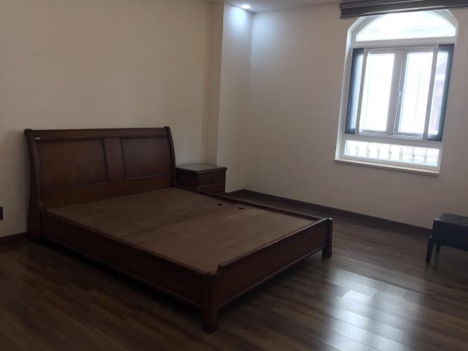 Phòng ngủ nhà phố Quận 7 Nhà phố mặt tiền tại KDC Cityland Riverside, diện tích sử dụng 1000m2.