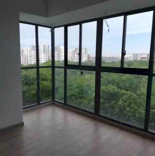 Tầng trệt Celadon City, Tân Phú Căn hộ Duplex Celadon City hướng Tây Bắc, nội thất cơ bản.