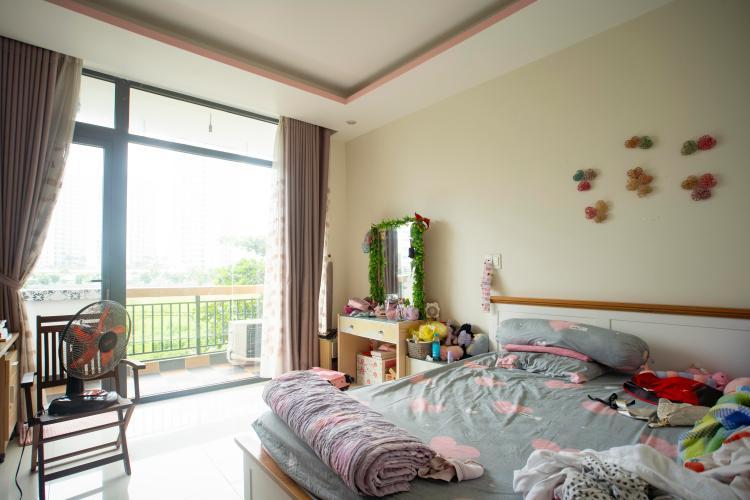 Phòng ngủ nhà phố đường số 9 phường Tân Phú Quận 7 Nhà mặt tiền đường số 9, Quận 7, đầy đủ nội thất, cách chợ Tân Mỹ 200m