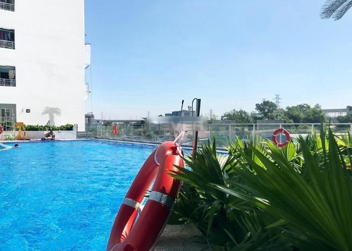 Hồ bơi Lavita Garden, Thủ Đức Căn hộ Lavita Garden đầy đủ nội thất, hướng Đông Nam.