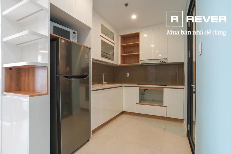 Bếp căn hộ NEW CITY THỦ THIÊM Căn hộ New City Thủ Thiêm 2 phòng ngủ tầng thấp tháp BB đầy đủ nội thất