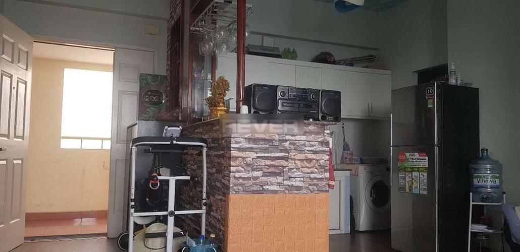 Căn hộ chung cư Lê Thành tầng 14 view thoáng mát, đầy đủ nội thất.