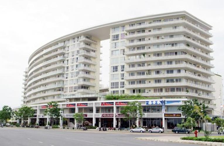 Căn hộ Grand View, Quận 7 Căn hộ Grand View gồm 3 phòng ngủ, tiện ích xung quanh đầy đủ.