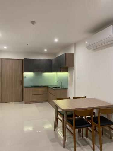 Căn hộ tầng 15 Vinhomes Grand Park có 2 phòng ngủ, nội thất cơ bản.