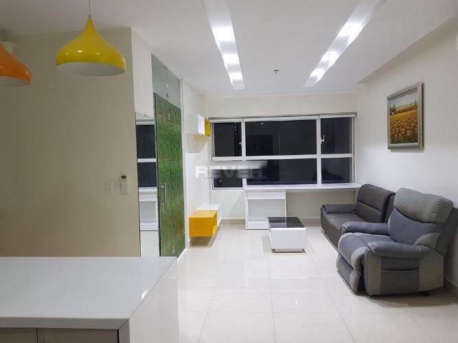 Căn hộ chung cư Sunrise City tầng cao nội thất cao cấp tiện nghi.