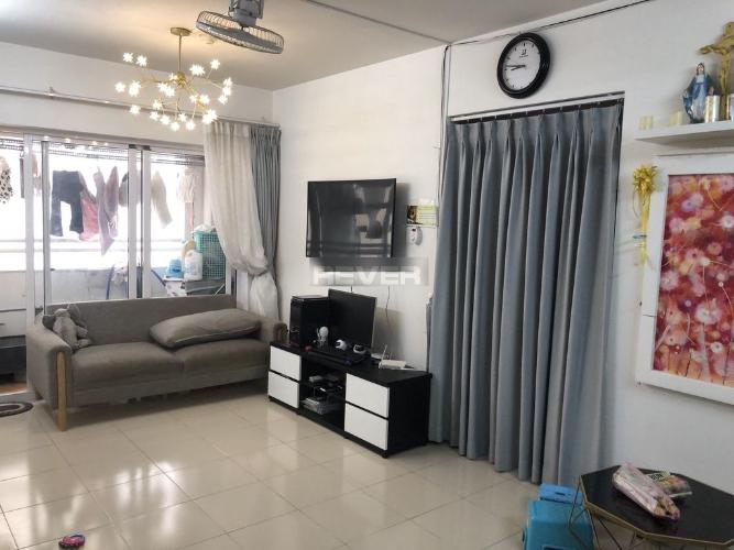 Căn hộ Bàu Cát 2 tầng 9 view hướng Đông Nam, nội thất cơ bản.