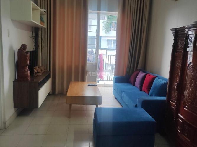 Căn hộ Ehome Đông Sài Gòn 2 thiết kế hiện đại, nội thất cơ bản.