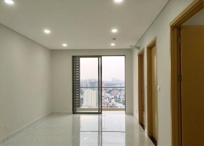 Căn hộ An Gia Riverside tầng cao, nội thất cơ bản.