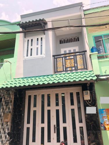 Mặt tiền nhà phố Quận Bình Tân Nhà phố hẻm rộng 4m hướng Nam thoáng mát, nội thất cơ bản.