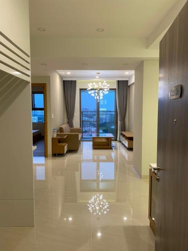 Căn hộ Saigon South Residence tầng cao, đầy đủ nội thất