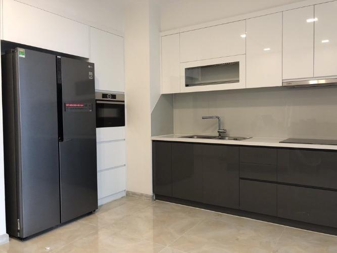 Phòng bếp căn hộ Vinhomes Golden River Căn hộ Vinhomes Golden River tầng cao view đẹp, đầy đủ nội thất.
