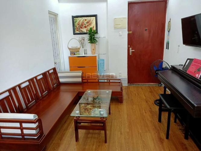 Căn hộ tầng 2 Thái An Apartment có 1 phòng ngủ, đầy đủ nội thất.