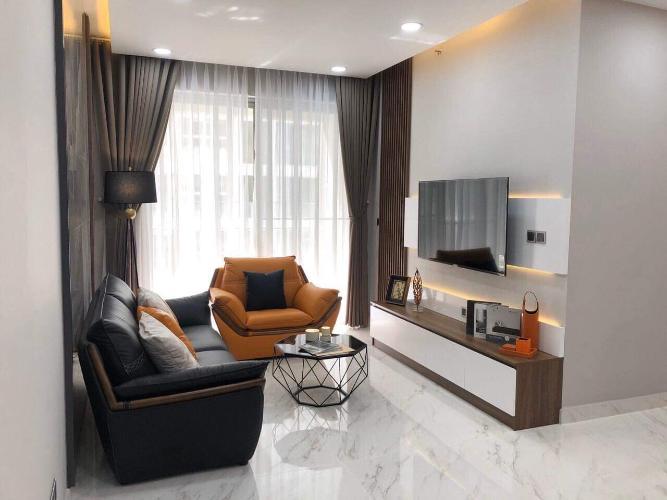 Bán căn hộ Phý Mỹ Hưng Midtown tầng thấp, thiết kế và nội thất cao cấp