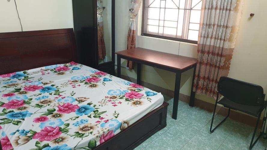 Phòng ngủ  căn hộ Đào Duy Từ, Quận 10 Căn hộ Đào Duy Từ tầng thấp hướng Tây Bắc, đầy đủ nội thất.