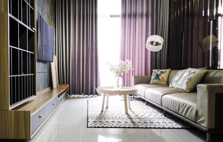 Căn hộ Jamila Khang Điền thiết kế sang trọng, view nội khu cực thoáng.