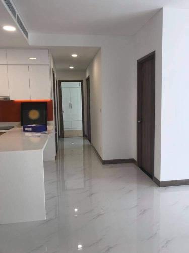 Không gian căn hộ Sunwah Pearl , Quận Bình Thạnh Căn hộ Sunwah Pearl ban công hướng Đông Bắc, view nội khu yên tĩnh
