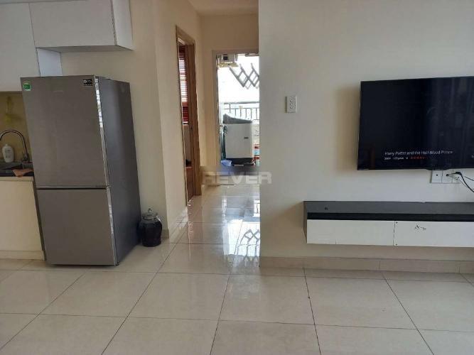 Phòng khách, căn hộ Dream Home Luxury, Quận Gò Vấp Căn hộ tầng 6 Dream Home Luxury hướng Đông, nội thất cơ bản.