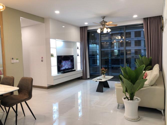 Căn hộ Sunwah Pearl tầng 27 ban công Đông Bắc, nội thất đầy đủ