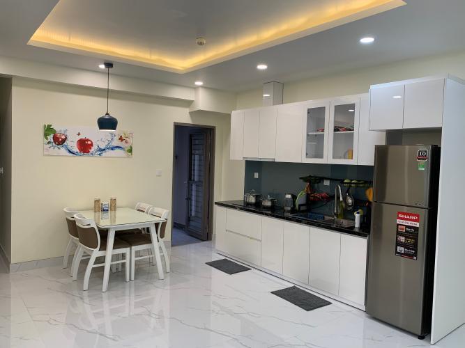 Căn hộ Saigon South Residence hướng Tây, đầy đủ nội thất.