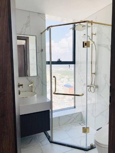 Phòng tắm căn hộ Sunshine City SaiGon, Quận 7 Căn hộ Sunshine City Saigon diện tích 69.6m2, nội thất cơ bản.