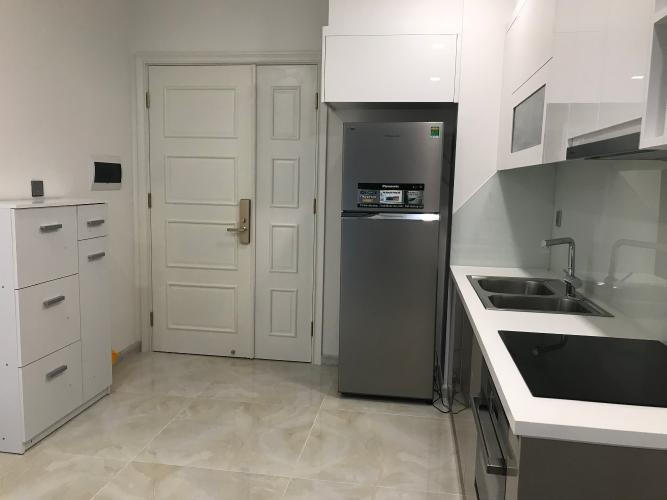 Phòng bếp căn hộ Vinhomes Golden River , Quận 1 Căn hộ Vinhomes Golden River đầy đủ nội thất, view thoáng mát.