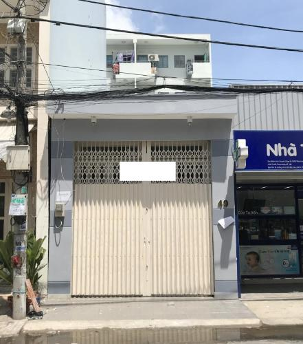 Mặt tiền nhà phố Quận Bình Tân Nhà phố mặt tiền Đường số 4 diện tích 60m2, sổ hồng pháp lý rõ ràng.