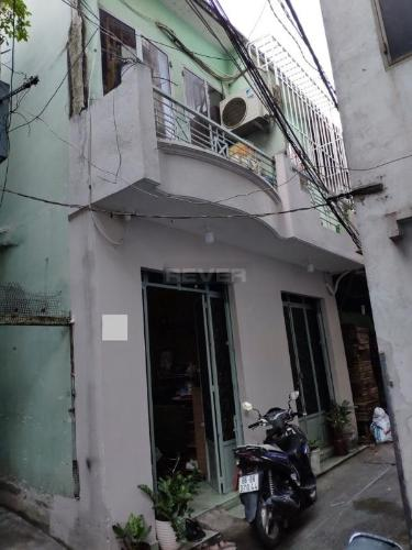 Nhà phố diện tích 52m2, gần ngã tư Lạc Long Quân và Âu Cơ, sổ hồng riêng.
