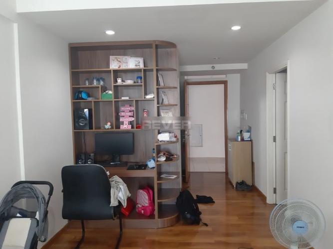 Căn hộ chung cư Ehom 3 hướng cửa Tây Nam, nội thất cơ bản.