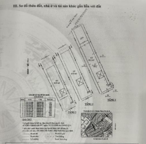 Bản vẽ nhà phố Tô Hiến Thành, Quận 10 Nhà phố mặt tiền hẻm hơn 9m, nội thất đầy đủ.