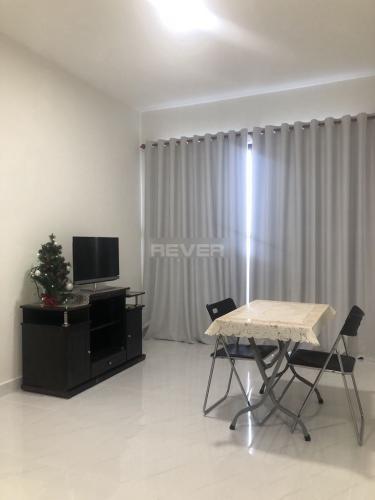 Căn hộ Safira Khang Điền tầng cao, bàn giao đầy đủ nội thất tiện nghi.