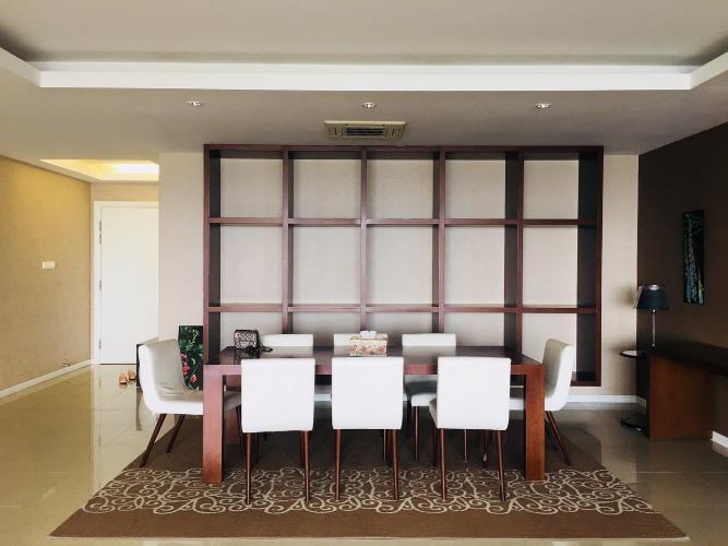 Nội thất căn hộ Saigon Pearl , Quận Bình Thạnh Căn hộ Saigon Pearl tầng 17 view sông thoáng mát, đầy đủ nội thất.