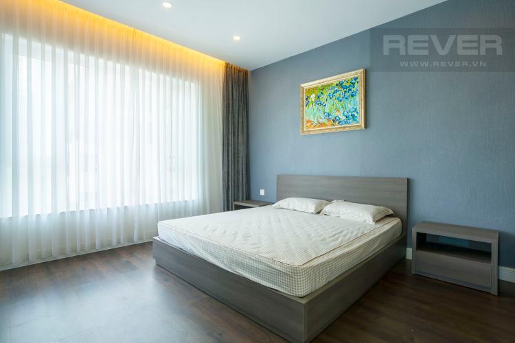 Phòng Ngủ 2 Căn hộ Diamond Island - Đảo kim cương 2 phòng ngủ tầng trung T4