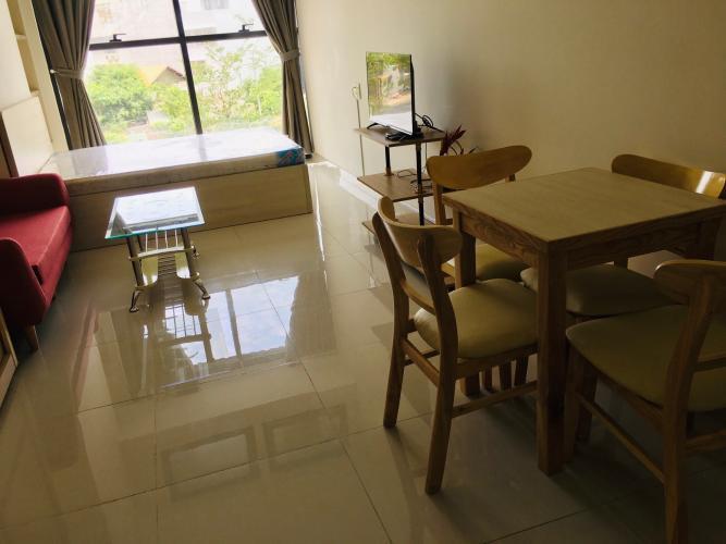 Căn hộ Officetel The Sun Avenue view nội khu, 1 phòng ngủ.