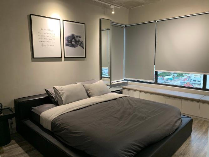 Phòng ngủ căn hộ The View Riviera Point Căn hộ tầng cao Riviera Point đầy đủ nội thất, ban công rộng view sông
