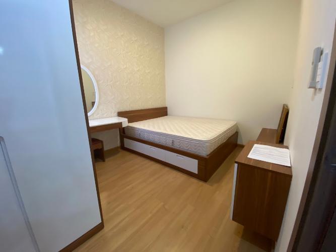 Phòng ngủ Lexington Residence Quận 2 Căn hộ Lexington Residence tầng cao, sàn lót gỗ, đủ nội thất.