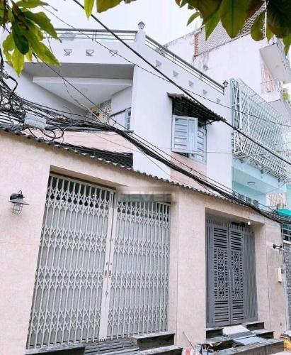 Căn hộ dịch vụ đường Nguyễn Thái Sơn diện tích 75m2, nội thất cơ bản.