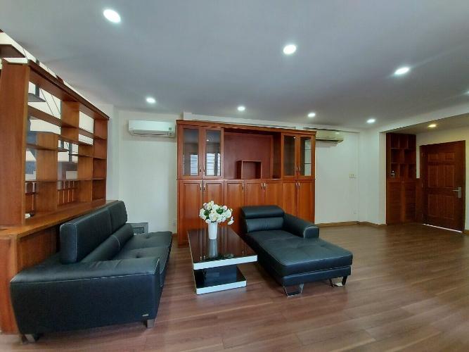 Căn hộ đối diện khách sạn Sen Việt Quận 3 đầy đủ nội thất.